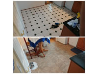 Home Improvement Contractor Kitchen Floor